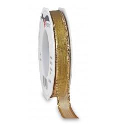 Nastro tessuto Luxury oro