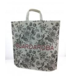 Shoppers tessuto personalizzato