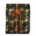 Sacchetto regalo carta fantasia Camouflage da €. 0,10