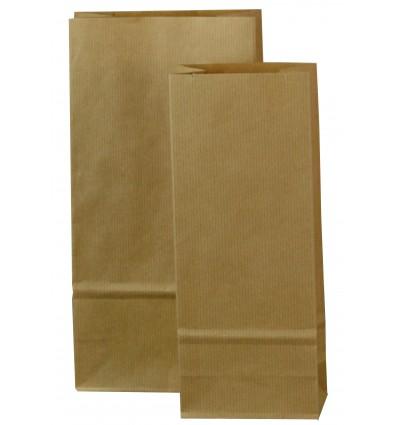 Sacchetto carta avana fondo quadro