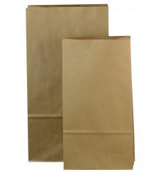 Sacchetto carta avana fondo quadro per confezione