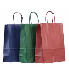 Shopper Carta Colori assortiti A /I 75 pz.