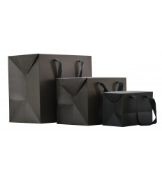 Scatola/Shopper Bag Box Nera 20 pz.