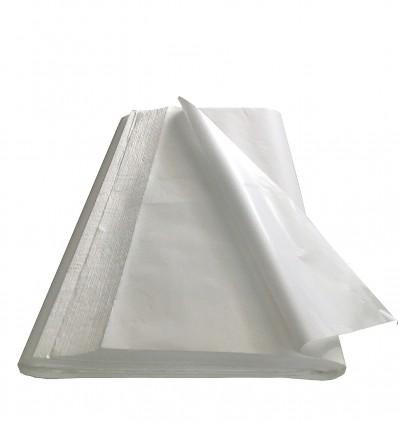 300 Fogli carta Velina Bianca gr.22 cm. 100x150