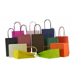 Shopper Mini Con Risvolto