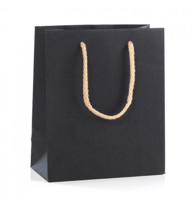 Shopper Mini con cordone su base avana 36 pz.