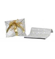 Buste regalo Fantasia Lux Bianco 50 pz.