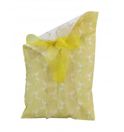 Buste regalo segments giallo