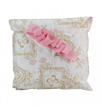 Buste regalo papillon rosa