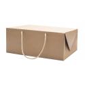 Bag Box porta colomba avana