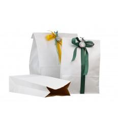 Sacchetto regalo in carta cemento