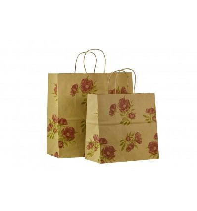 Shopper fantasia fiori