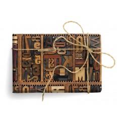 Fogli carta regalo fiorentina 10 fg.