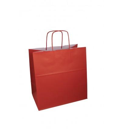 Shopper Marrone Fondo Largo