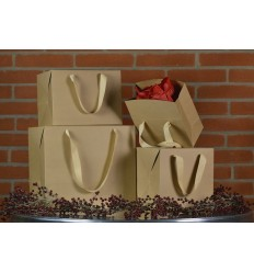 Scatola/Shopper Bag Box Avana 20 pz.